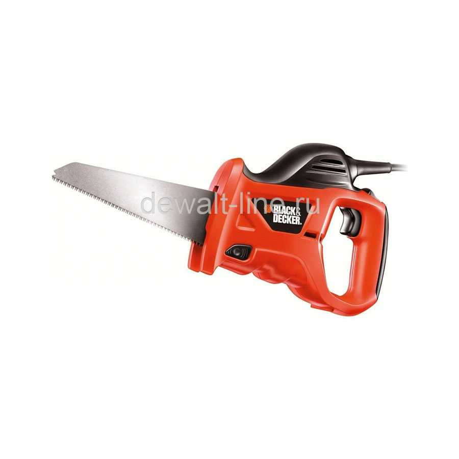 Сабельная пила Black&Decker KS 880 EC
