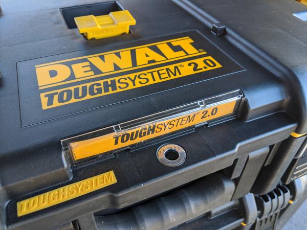 Система хранения Tough System 2.0