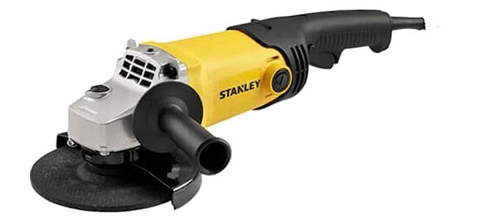 Обзор углошлифовальной машины Stanley SGM146